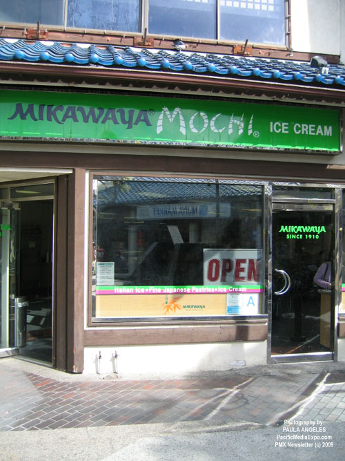 Mochi Ice Cream Invented Here