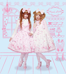 Angelic Pretty designers Maki and Asuka at PMX