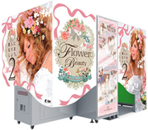 Purikura Photo Machines at PMX