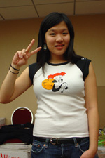 No, you can't get the girl, but you can get the t-shirt. Get your PMX T-Shirts now!
