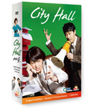 City Hall DVD Set