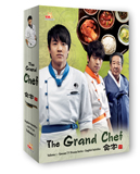 The Grand Chef DVD Set