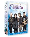 You're Beautiful DVD Set